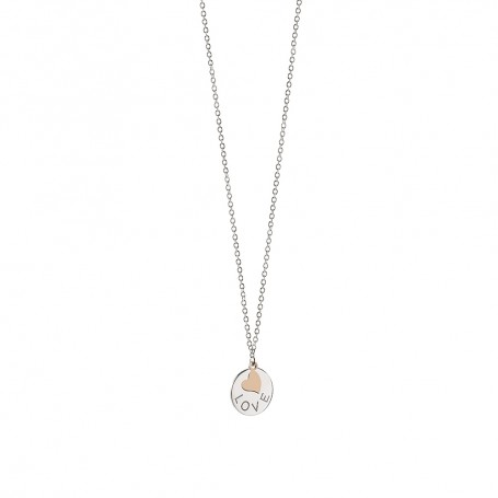 JACK&CO COLLANA LOVE IS IN THE AIR JCN05